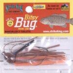 Bitsy Bug Mini Jig/Cajun Crawfish